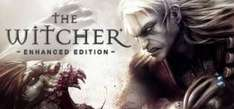 [Steam] The Witcher: Enhanced Edition Director's Cut 1,59€ / The Witcher 2: Assassins of Kings Enhanced Edition 3,99€ direkt bei Steam