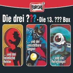 3 er Boxen von Die Drei ??? (  Folge 37 bis 39 & 40 bis 42) für je 4,99 € @ Amazon MP3