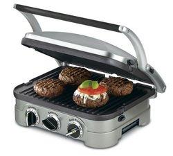 [amazon.co.uk] Cuisinart GR40 Elektrogrill + Paninimaker - Profi-Elektrogrill 99,- € inkl. Versand