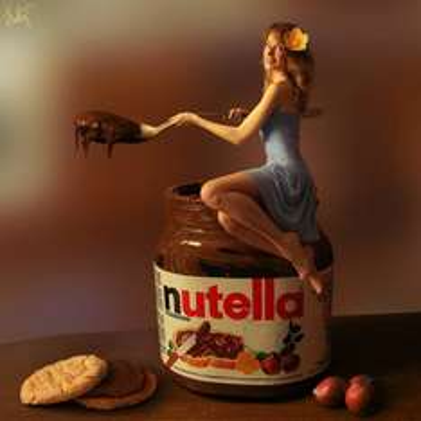 Nutella 880g für 2,39 Eur [lokal] Kaufland Potsdam Zeppelinstr.