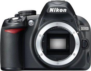 Nikon D3100 Gehäuse schwarz für 229,00 €, nur 5 Stück verfügbar