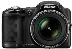 Nikon Coolpix L830 für 185€ @ Amazon - 16 Megapixel Digitalkamera, 34-fach opt. Zoom