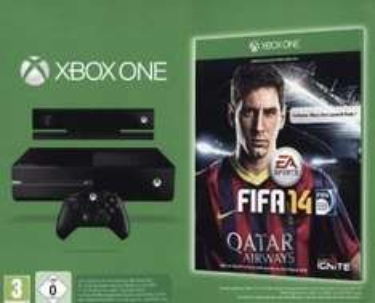 Libro Österreich (online) - Xbox One Bundle - Konsole inkl. FIFA 14