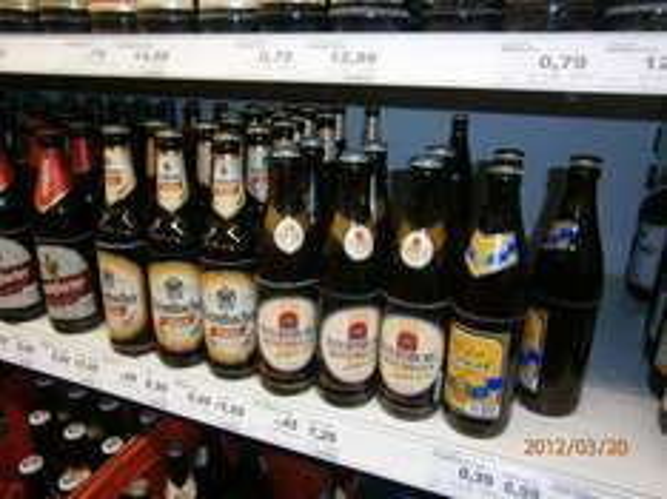 Edeka online -15% auf alle Getränke