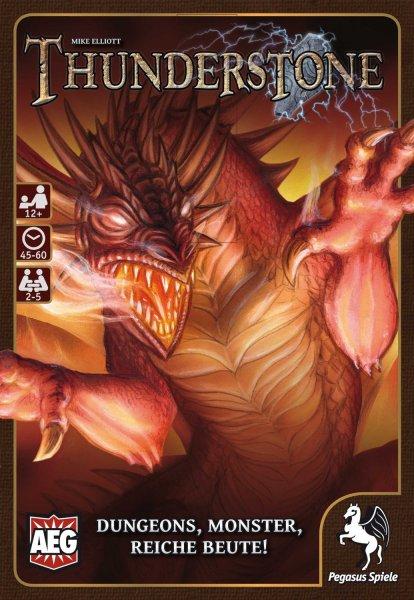 [Kartenspiel] Thunderstone Advance Starterset