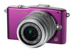 Olympus Pen E-PM1 Violett für 119€ @FotoKameraTaschen