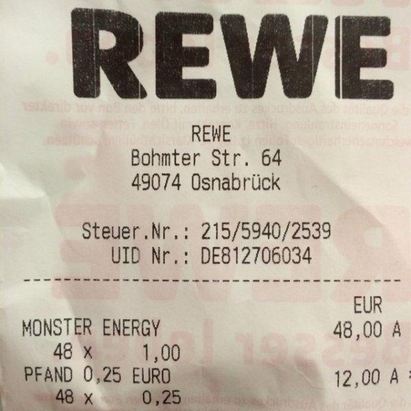 Lokal Osnabrück Monster Energy