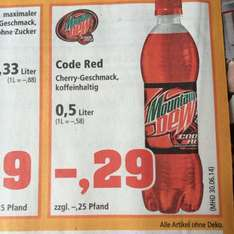 Lokal Mountain Dew Code Red