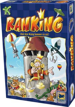 Ranking [Gesellschaftsspiel] im Spiele-Offensive Gruppendeal