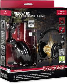 (Lokal Düsseldorf) Speedlink Medusa NX 7.1 Gaming Headset | Media Markt