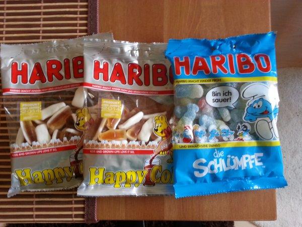 [Lokal Wunstorf] Marktkauf - Haribo saure Schlümpfe, gefüllte Colaflaschen und verschiedene Lakritze