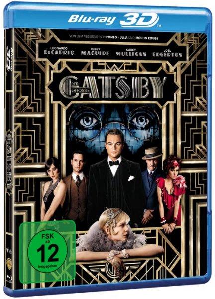 [alphamovies.de] Der große Gatsby 3D, Pacific Rim 3D, Man of Steel 3D und Weitere für je 12,99 Euro