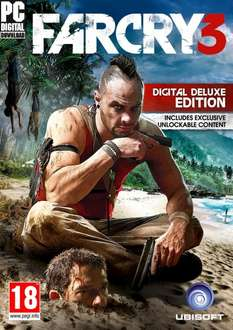 Far Cry 3 Deluxe Edition [Amazon.co.uk]