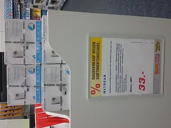 Lokal Medimax Pfungstadt Netgear Powerline 200 Nano 2 Ports