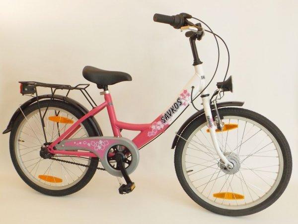 20 Zoll Kinderfahrräder mit Shimano Nabendynamo StVZO ( 45€ Ersparnis !!)