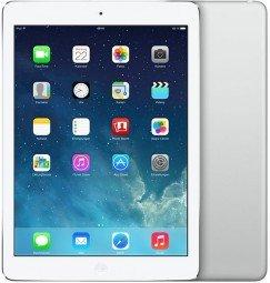 Apple iPad Air Wi-Fi 16 GB Silber Generalüberholt (direkt von Apple) für 365 Euro (Qipu 2% möglich)