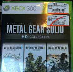 [Lokal] Metal Gear HD Collection Media Markt Chemnitz Sachsen Allee