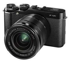 Fujifilm X-M1 Systemkamera inkl. XC 16 - 50mm @Amazon.co.uk plus 100 Pfund Amazon-Guthaben für 432.89€