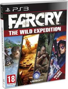 [Zavvi.com] Far Cry: The Wild Expedition PS3/XBOX360/PC für ca. 19,72 €