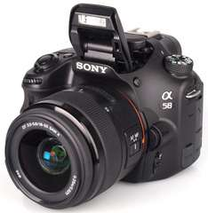 Sony SLT-A58K 18-55mm @amazon.fr EUR 343,48