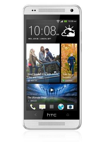 HTC One mini silver mit o2 Blue Basic für insgesammt 264€
