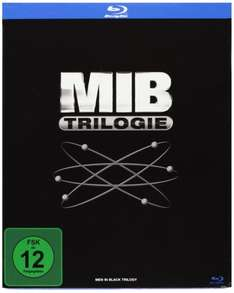 Men in Black - Trilogie [Blu-ray] (amazon.de)