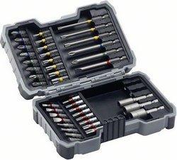 Bosch Bit- und Steckschlüssel-Set von Bosch (43-teilig) für 17,99€ inkl. VSK@ZackZack