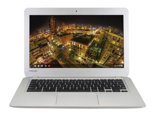 [Amazon.co.uk] Toshiba Chromebook 13,3 Zoll