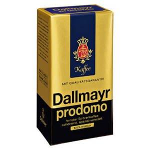 (real) Dallmayr prodomo, entcoffeiniert, naturmild oder ganze Bohne 3,49€/500g