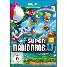 New Super Mario Bros. U - Nintendo Wii U für 27,67€ bei amazon.de !!