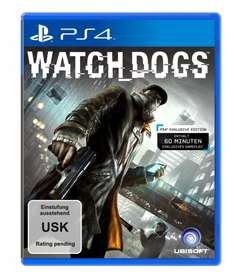 [Saturn Neckarsulm] Watch Dogs oder Wolfenstein [PS4/ONE] 59,99€ [Lokal]