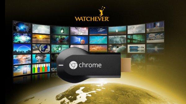 [UPDATE 4] 6 Monate Watchever + Google Chromecast (bzw. 35 EUR Saturn oder Amazon  Gutschein) + 975 Web Cents für zusammen 49,95 EUR
