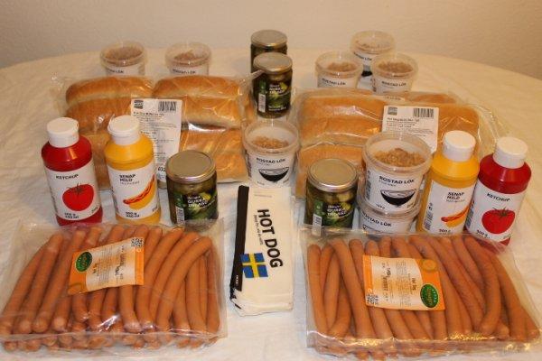 Hotdog Party Paket für nur 10,00 [lokal IKEA Mannheim]