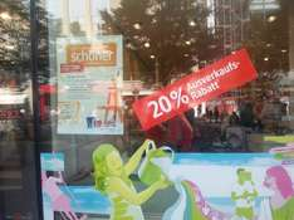 [Lokal Berlin] DM 20% auf alles. Ubhf Wilmersdorfer Str. ggü TK-Maxx