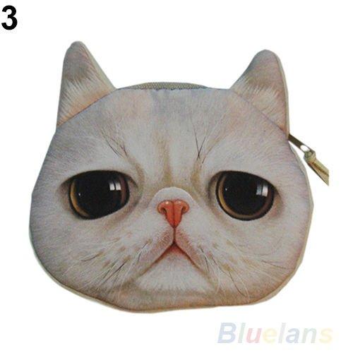 [ebay.com] Geldbeutel für Kinder mit dem Katzengesicht für ca. 1,40€
