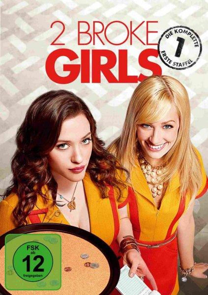2 Broke Girls Staffel 1 (Prime nur 12,97 €)