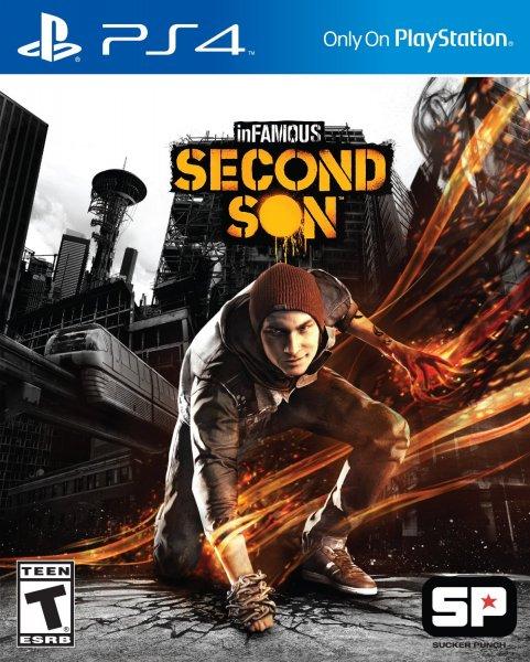 inFAMOUS: Second Son (PS4) für 42,24€ @Amazon.com
