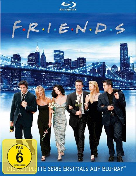 Friends [BluRay]