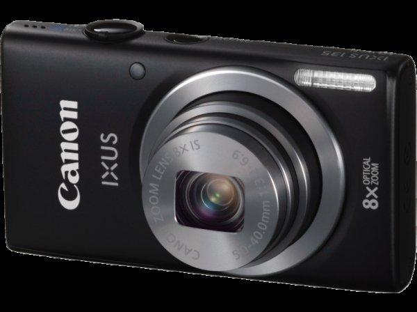 [Ebay] Canon IXUS 135 Digitalkamera für 82,90 €