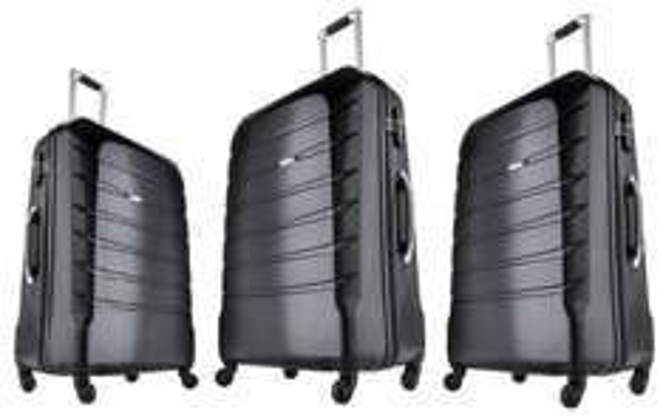 Titan Koffer-Set Armoura 3 teilig @Warehousedeals - 38 %