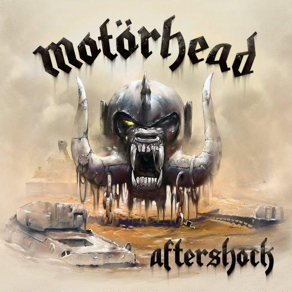 Motörhead - Aftershock CD