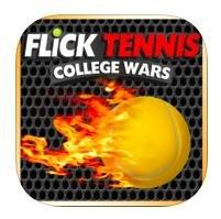 (iOS) Flick Tennis statt 2,69€ heute Gratis.