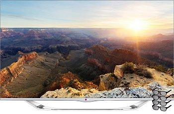 LG 47LA7408 119 cm (47 Zoll) Cinema 3D LED-Backlight-Fernseher für 619,99 €