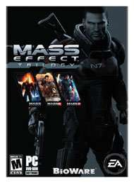 Mass Effect Trilogy (Origin) für 7,32€ @Gamestop.com
