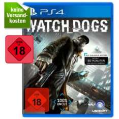 PS4 - Watch Dogs Bonus Edition - redcoon
