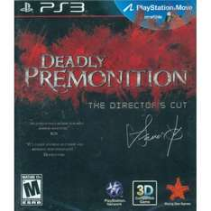 Deadly Premonition: The Director's Cut (PS3) für 15,31€ @Play Asia
