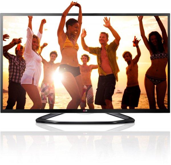 "LG™ - 55"" 3D LED-Backlight-Fernseher ""55LA6408"" (Full HD,Triple-Tuner,200Hz,WLAN,PVR,Smart TV,A+) für €752,37 [@MeinPaket.de]"