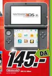 [Lokal Krefeld MM] Nintendo 3DS XL Silber