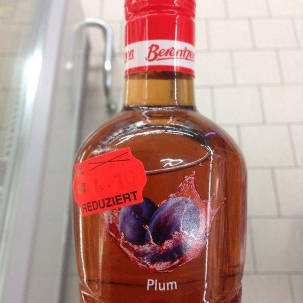 4.10€ Berentzen Pflaume [Lokal] Kaufland Velbert