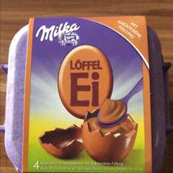 1,69€ Milka Löffel Ei verschiedene Sorten [Lokal] Kaufland Velbert